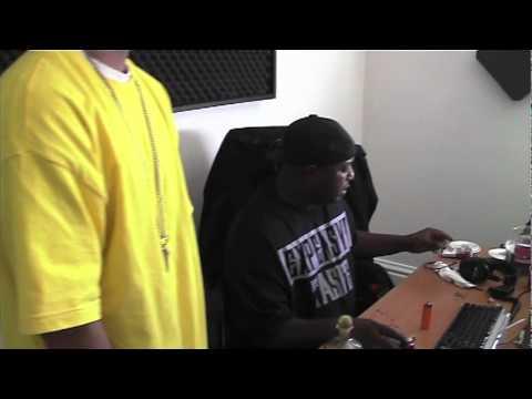 "Produk - The Jacka - Lee Majors - Fed x-  at Hertz Studio + ""i Go"" feat WAZ & SNOOP DOGG  live"