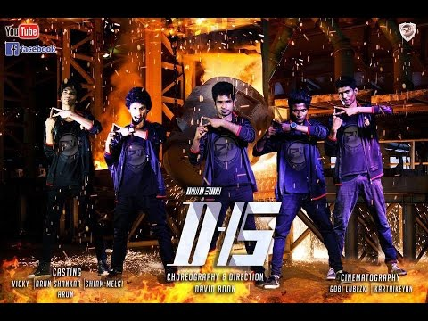 Dub Theri Step | David Boon | Choreographyi | D15 | Theri |