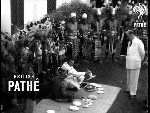 Selected Originals - George Cross Presentation (1952)