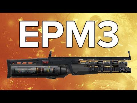 Advanced Warfare In Depth: EPM3 Review (Worst Gun EVAR!)