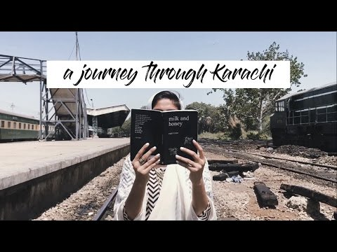 travel vlog: a journey through Karachi