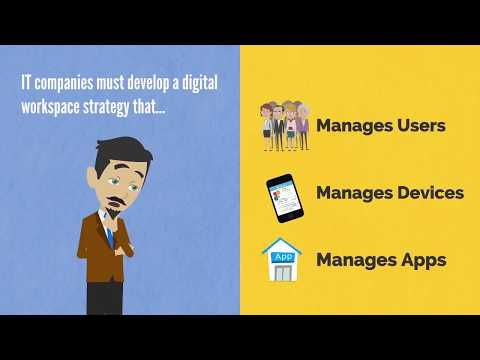 5 Steps to Shift to a Digital Workspace Strategy