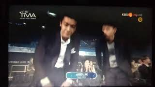 """(192405) Super Junior Introduction at The Fact Music Awards 2019 """"LEGEND OF K-POP"""""""