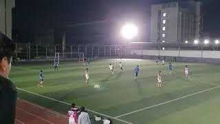 효민축구회 VS동서대 레저스포츠 4쿼터