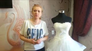 Обзор коротких свадебных платьев из Китая
