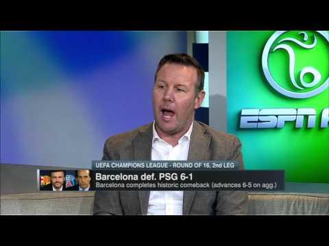 The Greatest Comeback ever  Barcelona 6   1 PSG Post Match Analysis