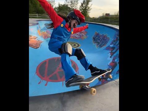 Super Mario Skateboarding - Ashbash - Aug 22, 2020