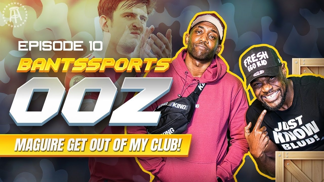 Download IS EXPRESSIONS MOVING TO AMERICA? RANTS WANTS OLE OUT AND RIPS HARRY MAGUIRE!🤬BANTS SPORTS OOZ EP10