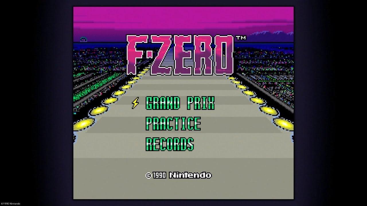 「F-ZERO」の画像検索結果