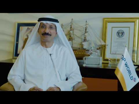 DP World - World Government Summit 2017 Global Trade Partner