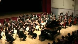 Grieg Piano Concerto in A minor, Op.16 - Complete: Soloist Valentina Seferinova