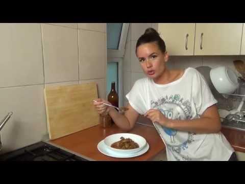 Gulas Od Pecuraka - Recept