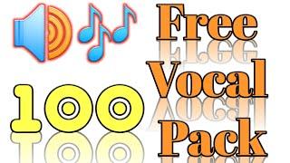 Dj AaDiL : 100 New Dj Vocal Pack Free Download ( 2020 New Vocal Packs ) FL Stuido Vocal Packs