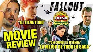 Misión imposible: Fallout - CRÍTICA - REVIEW - OPINIÓN - Christopher McQuarrie - Tom Cruise - Cavill