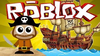 Danish Roblox:: WE BUILD a BOAT?!
