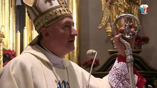 MOCNE kazanie Biskupa Tarnowskiego o ochronie życia poczętego - Dzień Świętości Życia, Tuchów