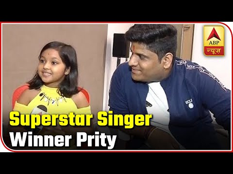 Superstar Singer Winner Prity: I Only Of Thought Of Reaching In Top 16 And Never Of Winning | ABP