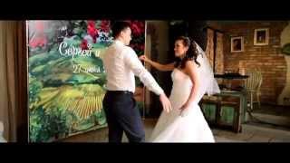Волшебный свадебный танец Сергея и Марины