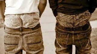 Sagging Pants: It comes From Prison