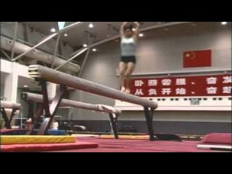 (Full Version) Beijing, are you ready? Ep13 1 Chinese Athletes in Training Gymnastics
