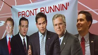 Who's the Republican Frontrunner… Or Is There One?