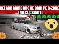 Download CEL MAI MARE BUG DE BANI DE PE B-ZONE !! - ADMIN LIFE