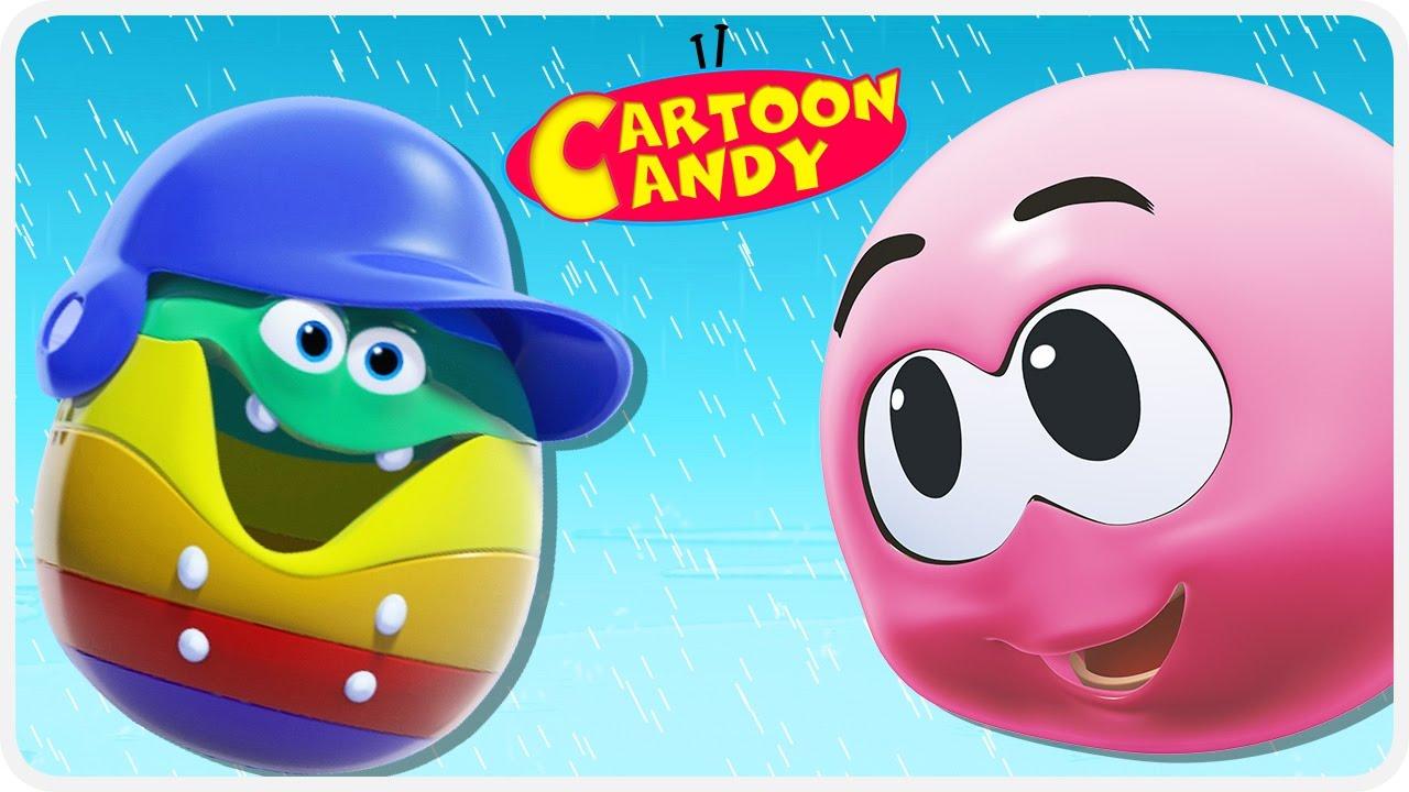 Wonderballs Unexpected Adventures Mini Cartoon Movie Cartoon