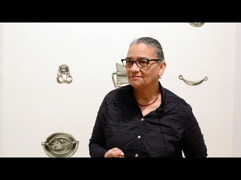 Lubaina Himid -  judging the John Moores Painting Prize