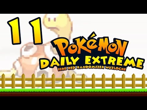 Pokémon Daily Extreme Fire Red [PL] #11 - Wyspy!