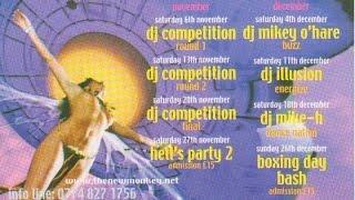 Dj Xpose Xplosion Stonehouse & Nitro Mc Future Tazo & Ace @ The New Monkey 13.11.2004 Side A