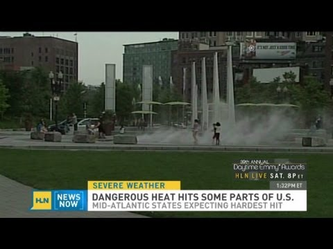 Chad Myers talks Northeast heat and record Minnesota floods