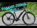 Diamant Zouma Elite+ | Urban Commuter 2018 | eBike | Bosch CX