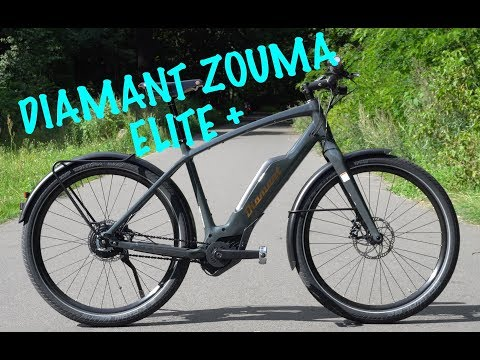 diamant zouma elite urban commuter 2018 ebike bosch. Black Bedroom Furniture Sets. Home Design Ideas