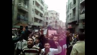 Syrian Revolution song jena ya watana اغنية للثورة السورية جنة يا وطنة