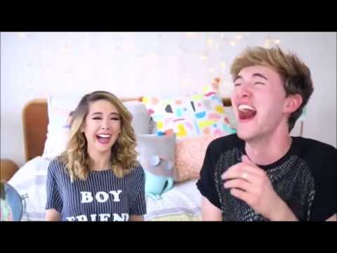 Zoe and Mark Funniest Moments 2