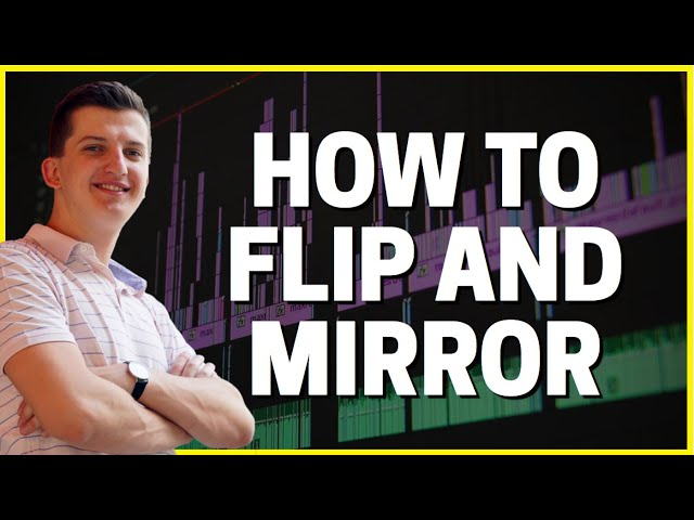 How TO Flip and Mirror video in Premiere Pro