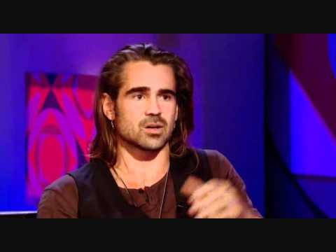 Colin Farrell Checks Into Rehab For A Tune Up Peoplecom