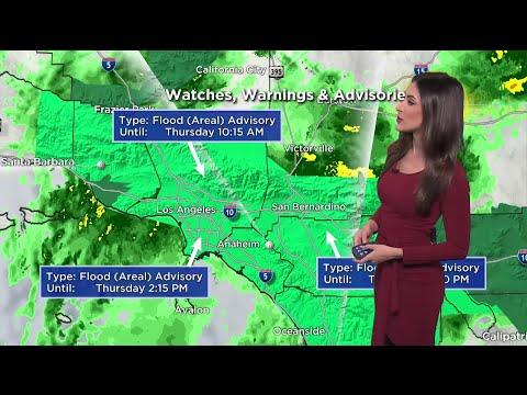 CBSLA Morning Weather Brief (Feb. 14) – Los Angeles Alerts
