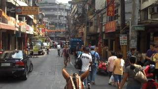 Old Chinatown in Manila,PI