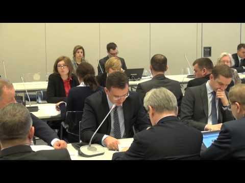 Posiedzenie plenarne KWRiST, 30 marca 2016 r., Warszawa
