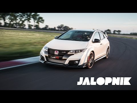 A Lap In The 2015 Civic Type R With Gordon Shedden