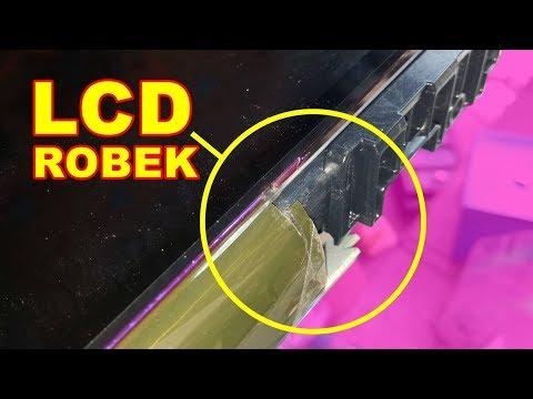 Memperbaiki Kabel LCD TV LED Robek VLOG91