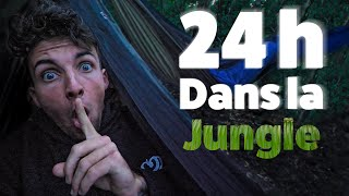 SURVIVRE 24H DANS LA JUNGLE TROPICALE ! (seul...)