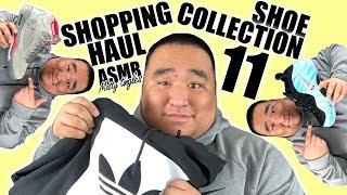 [ASMR] Shopping Haul | Shoe Collection 11 | MattyTingles