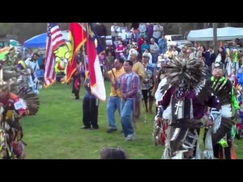Haliwa-Saponi Tribal Powwow, Hollister, NC