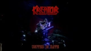 KREATOR - United In Hate LIVE (Dying Alive DVD)
