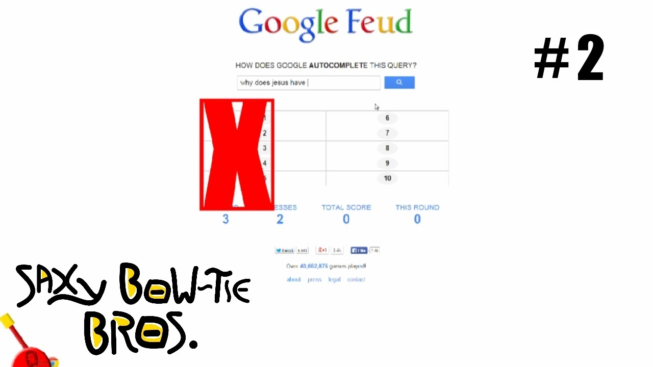 how to build a google feud answers