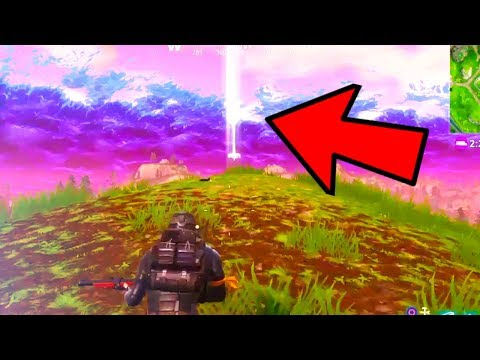 SECRET FLAGS ON MOUNTAINS & BLUE STAR IN THE SKY?! Hidden Easter Egg In Fortnite (WEEK 6 CHALLENGES)
