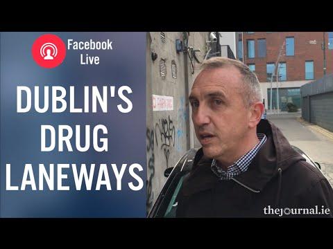 Dublin's Drug Laneways