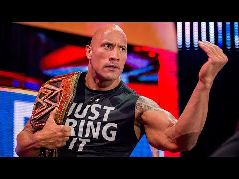 The Rock's Biggest SmackDown Moments: WWE Playlist